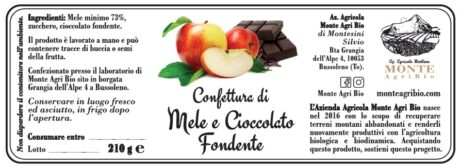 mele e cioccolato