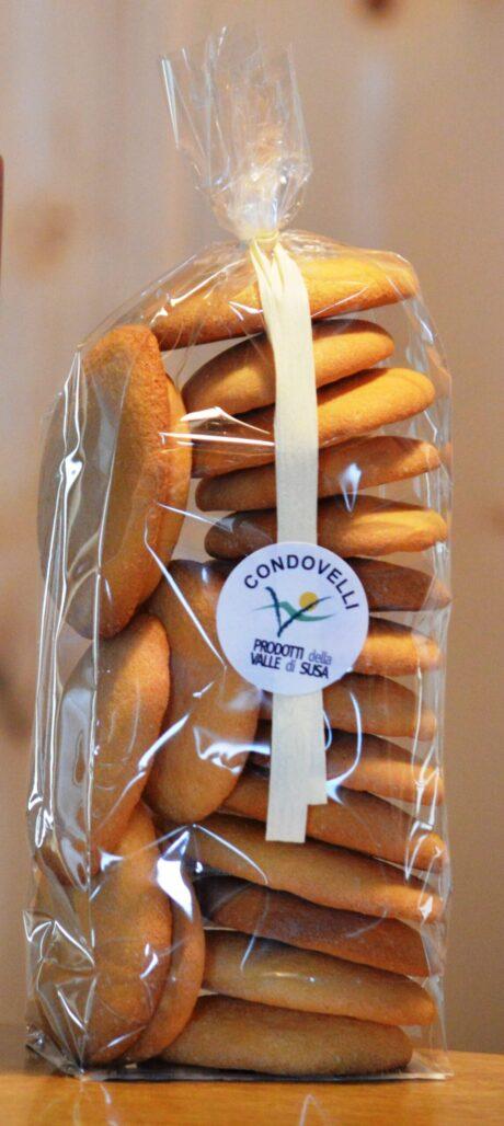 Condovelli, biscotti di Condove, senza butto per la prima colazione o per il tiramisù
